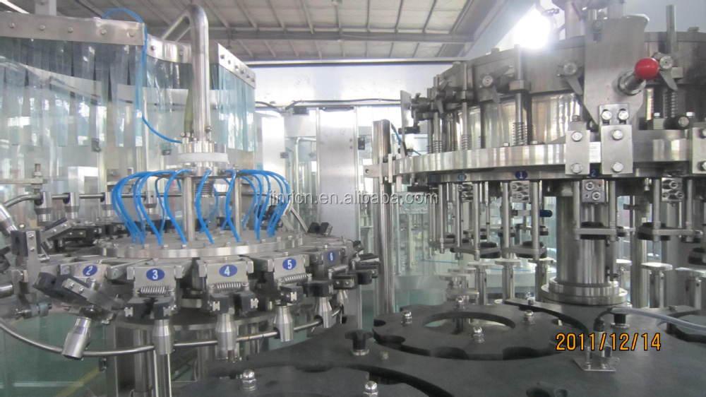 Beer brewing filling machine BGF18-18-6