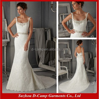 WD-2874 All lace alibaba-wedding-gowns latest-bridal-wedding-gowns-pictures bridal gowns elie saab prices