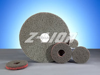 7 inch Sponge buff polishing Pads for marble, granite and concrete floor
