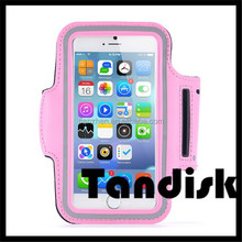 Durable Running Sports GYM Arm band Pouch PU leather Case for IPhone 5 /5 s