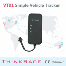 2015 Thinkrace Motorcycle gsm gps tracking VT01 with arm/disarm function