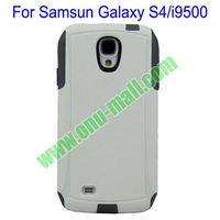 Hot Selling Dual Color Detchable Cell Phone Case for Samsung Galaxy S4 i9500