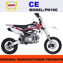 BSE pit bike 125cc single cyclinder 4-stroke air cooled for cheap sale
