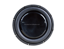 PXW-10TEN/19TEN competition big bass powered best car subwoofers 10 inch high quality