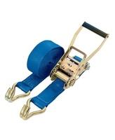 3031 Plastic Ratchet Tie Down Webbing Cargo Lashing Strap Belt
