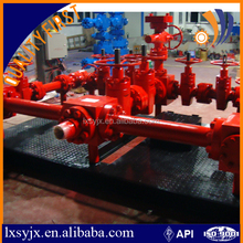 API 16C Manifold in Oil and Gas Drilling System