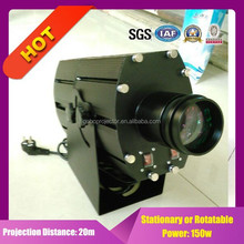 long project distance of 150w projector lamp logo image products