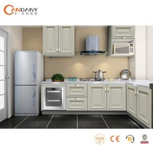 Candany 2015 latest solid wood kitchen cabinet ,kitchen cabinet door trim
