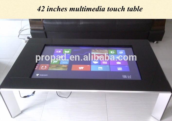 Ir num rique panneau de table multitouch pour interactive for Table tactile 40 52 point sur40