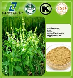 11 years GMP factory supply natural vanilla extract