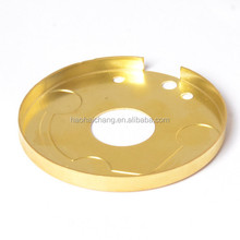 Customized brass welding flange for household appliance elements