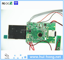 5inch LCD Video Server Module for Presentation Boxes