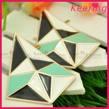 fashion and popular wholesale shoe clips ornament for footwear WSC-384