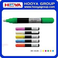Eco-friendly Chalk Marker Wet Wipe Liquid Chalk Marker Pen
