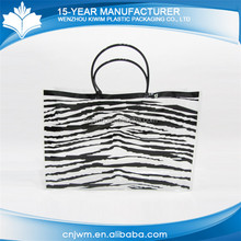 PVC waterproof customizated large tote bag