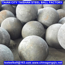 Chinese Wrought Iron Balls/Forged Steel Grinding Balls for Ball Mill Grinding and Mining