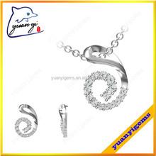 fancy alphabet s design cheap personalized big pendants design bead landing pendants