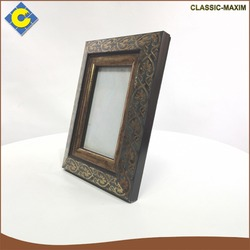 Customized Square cheap 4x4 5x5 $1.00 picture frames