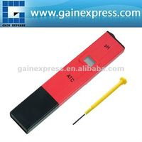 Digital Portable pH Meter Tester Spa Aquarium Hydroponic Pool 0-14pH ATC