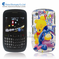 2014 New products Made in China Cute Animal Combo Case for BlackBerry Curve 8520 8530 9300