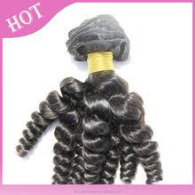 Real 100% Unprocessed Vigin Brazillian Hair,Hair Extension
