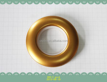 YIBO 800 Home Decor curtain accessories 43mm ring in plastic curtain eyelet ring