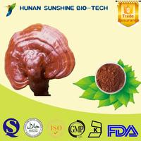 Treatment for hair loss reishi mushroom extract spore