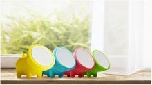 Unique Design 3D sound effect bluetooth speaker