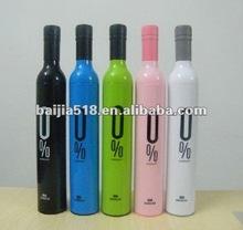 fashion bottle umbrella custom printing