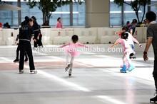 China de fábrica pista de patinaje piso / exterior de entrenamiento de hockey / polietileno espesor de la chapa