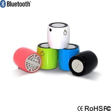 compact bluetooth speaker with hands-free function / SD card for mobile phones
