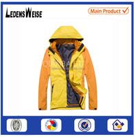 Casual Zipper Design 3 Colors M-XXXL Plus size Jackets Coat