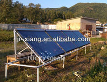 Split Solar Water Heater ,Pressurized Bearing Solar Panel collector,vacuum tubes heat pipe 24mm solar energy