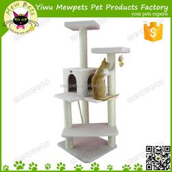 QQ Pet Wholesale Cheap Cat Tree & BSCI Certification Cat supplier