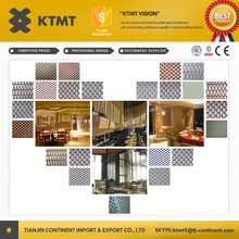 stainless steel decorative metal curtain wire mesh&Ceiling curtain room divider