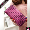 Modern New Fashion ladies embroidery wallet