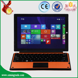 For Surface Pro 3 keyboard case , PU leather keyboard case cover for Microsoft Surface Pro 3 with various colors