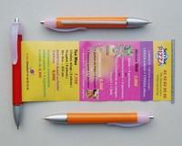 plastic hot sale short banner pen