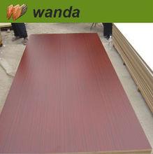 furniture fittings mdf board 18mm