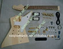 SNGK017 Guitar kit,set neck guitar kit