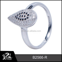 china cheap fashionable women value 925 silver ring