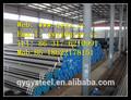 De acero al carbono de tubos de acero negro tubos sin sch40 astm a106