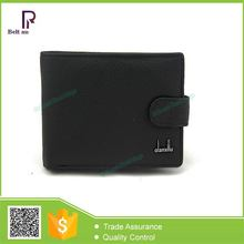 New products hot sale genuine leather man travel wallet