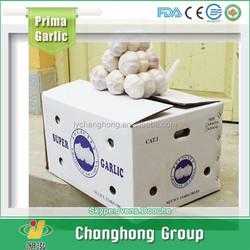 2015 new crop fresh garlic factory directly supply