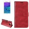 Fast delivery Wallet Style leather phone case for Samsung galaxy note 5