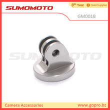 Aluminum Tripod Mount replacement to a standard 1/4-20 tripod stud as go pro accessories