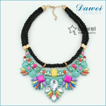 Choker Necklace Fair Trade Parrot Pendant Necklace New Products 2014