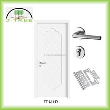 Traditional white primer door skin