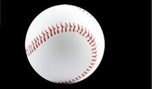Leather cushioned cork baseball,,training baseball balls