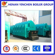 Thermal coal or wood fired steam boiler sold by yinchen group